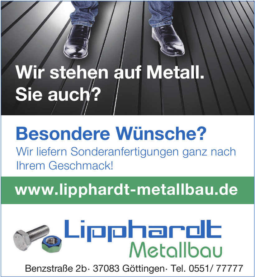 Lipphardt Metallbau GmbH & Co. KG