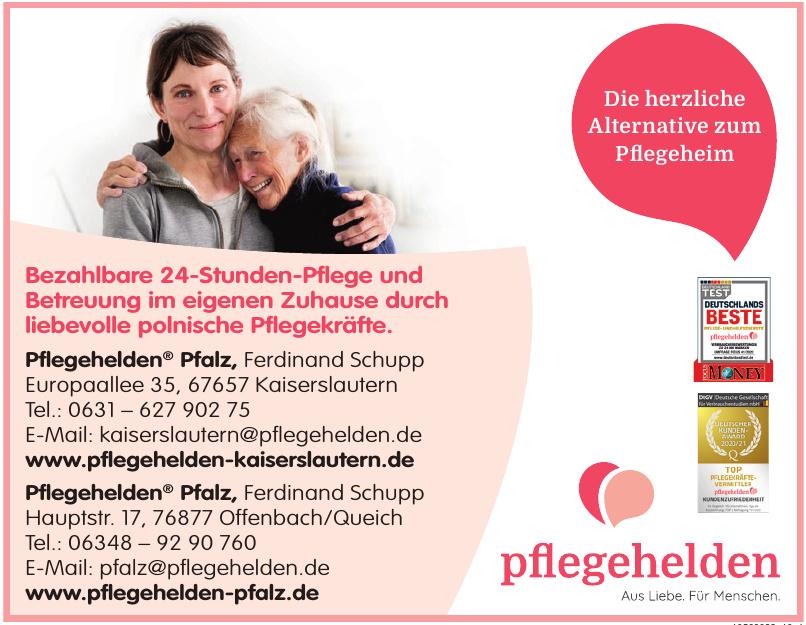 Pflegehelden Kaiserslautern