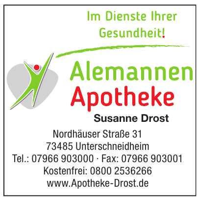 Alemannen Apotheke