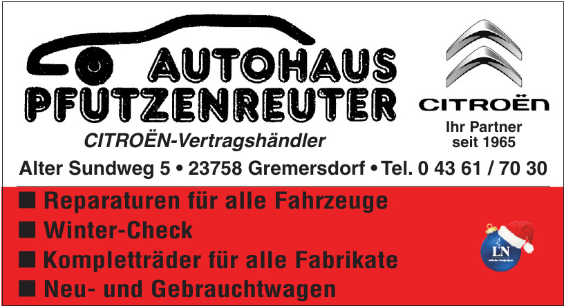 Autohaus Pfutzenreuter