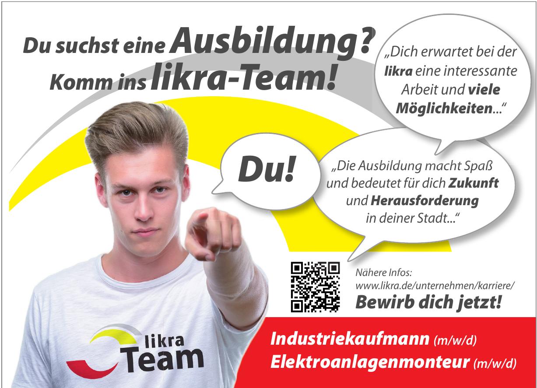 likra-Team