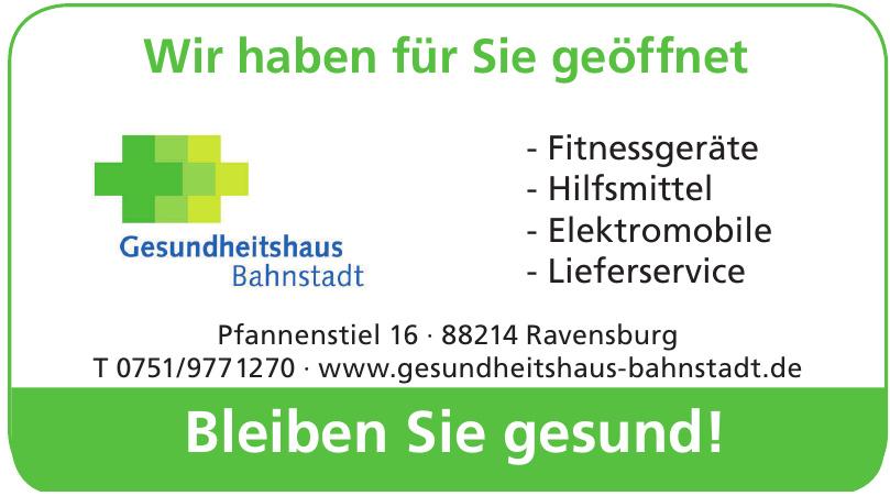 Gesundheitshaus Bahnstadt GmbH