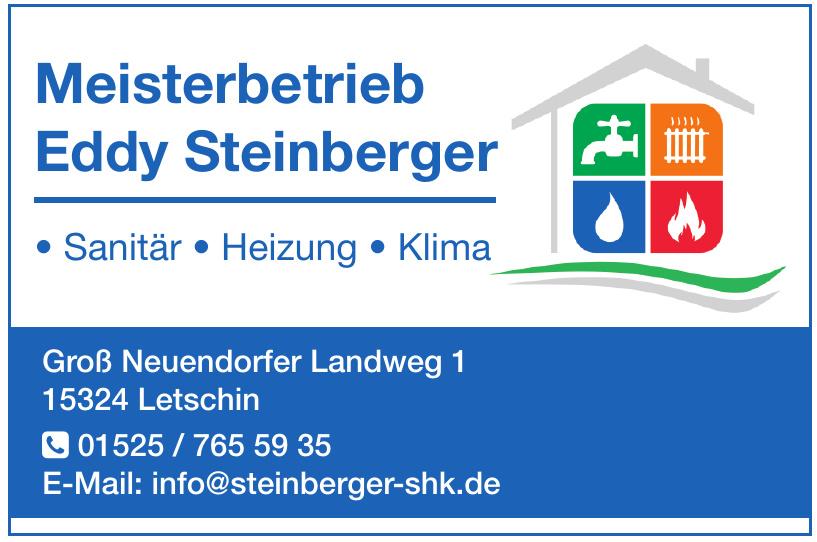 Meisterbetrieb Eddy Steinberger