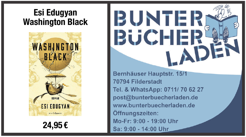 Bunter Bücher Laden