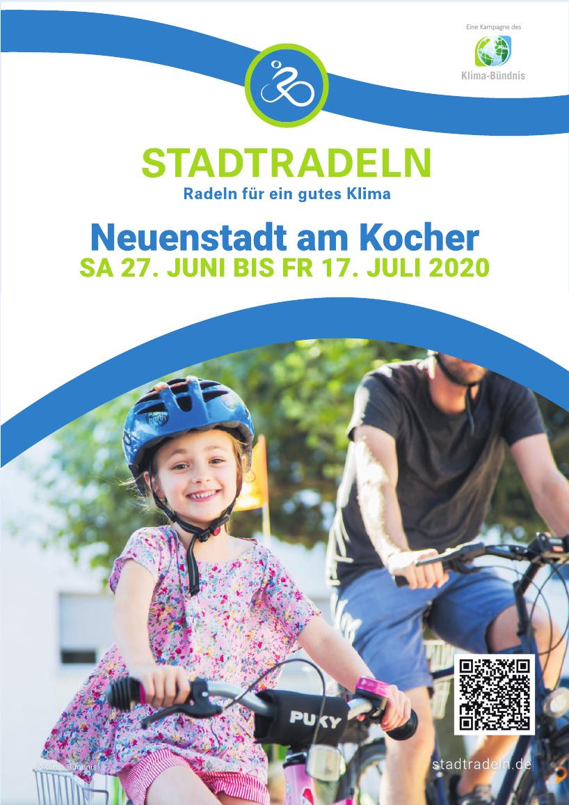 Stadtradeln - Neuenstadt am Kocher