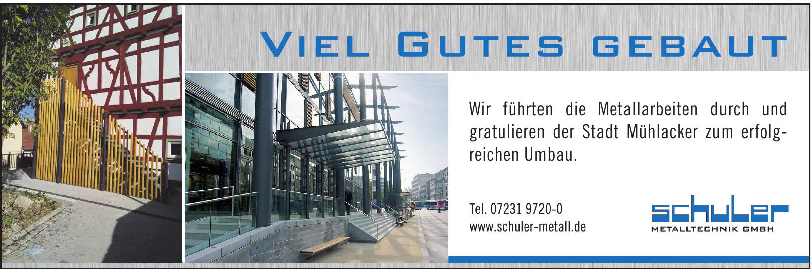Schuler Metalltechnik GmbH