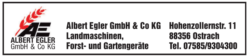 Albert Egler GmbH & Co KG