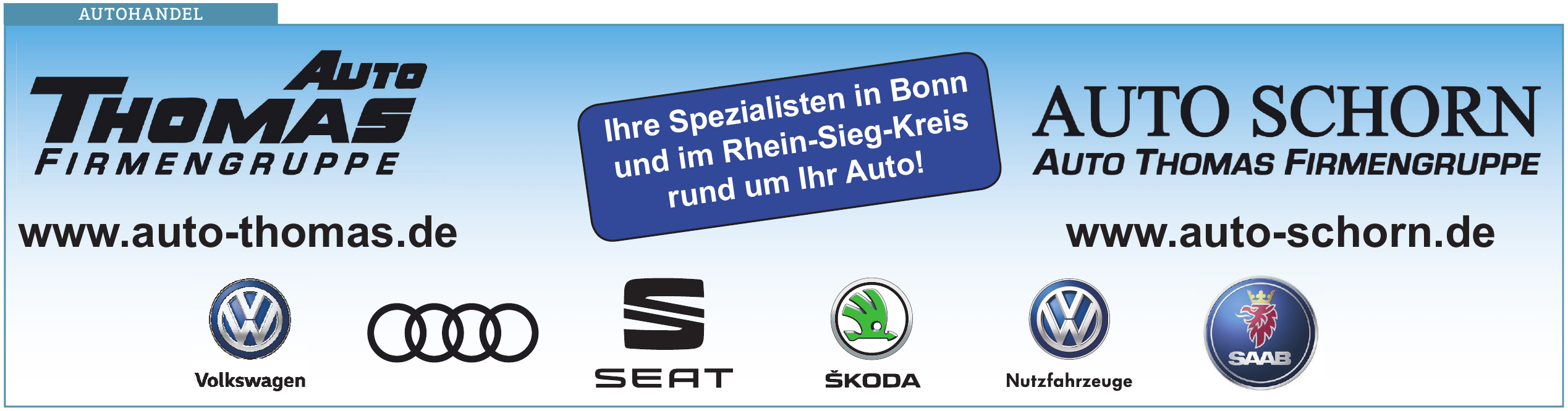Auto Thomas GmbH