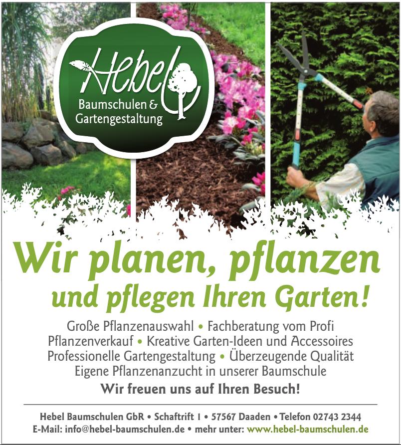 Hebel Baumschulen GbR