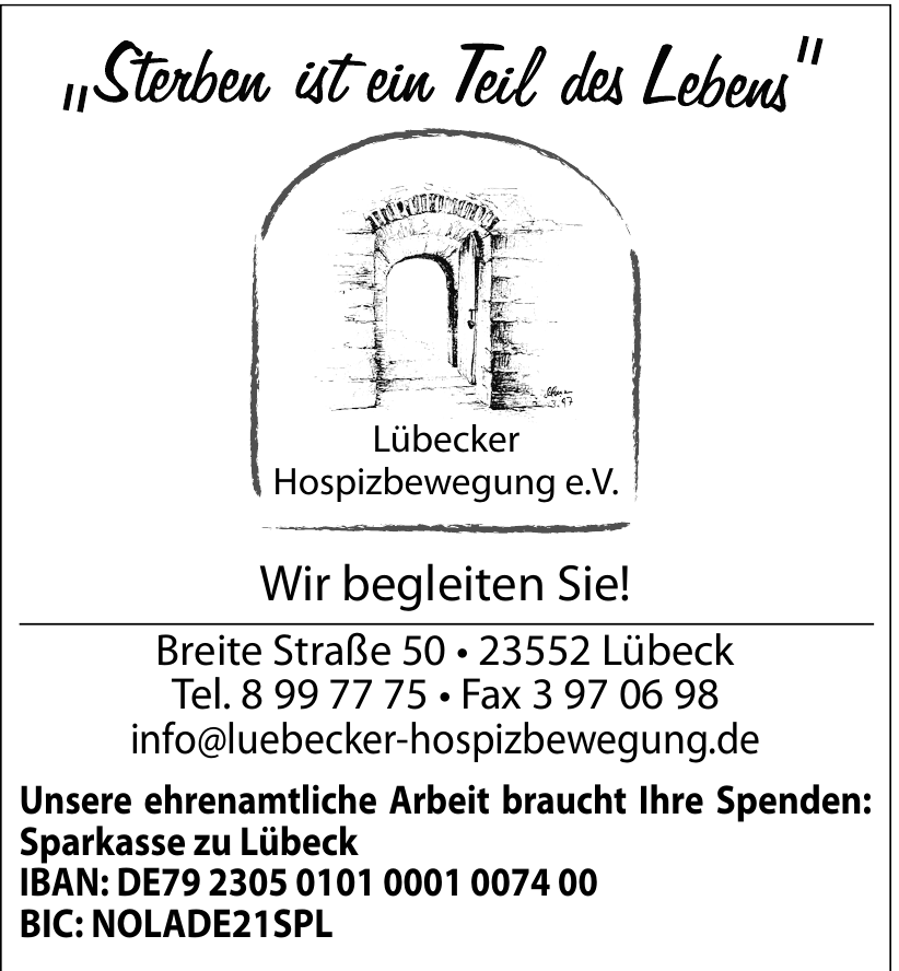 Lübecker Hospizbewegung e. V.