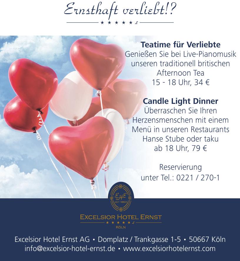Excelsior Hotel Ernst AG