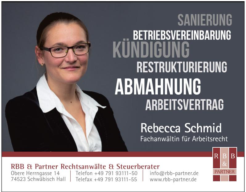 RBB & Partner Rechtsanwälte & Steuerberater