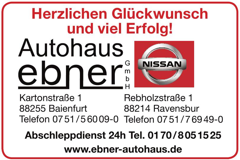 Autohaus Ebner GmbH