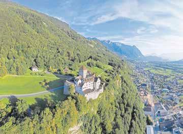 Weltweit einzigartig – der Liechtenstein-Weg Image 5