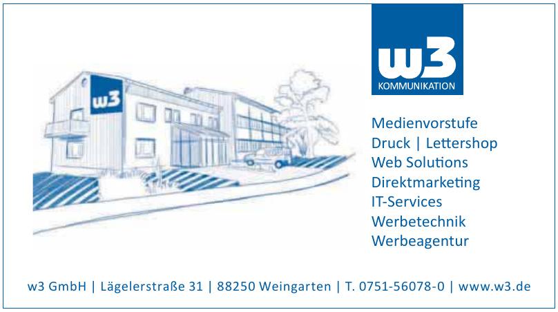 w3 GmbH