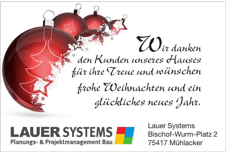 Lauer Systems