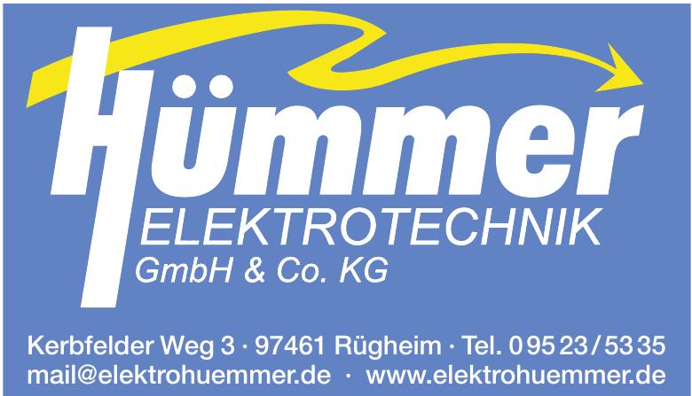 Hümmer Elektrotechnik GmbH & Co. KG