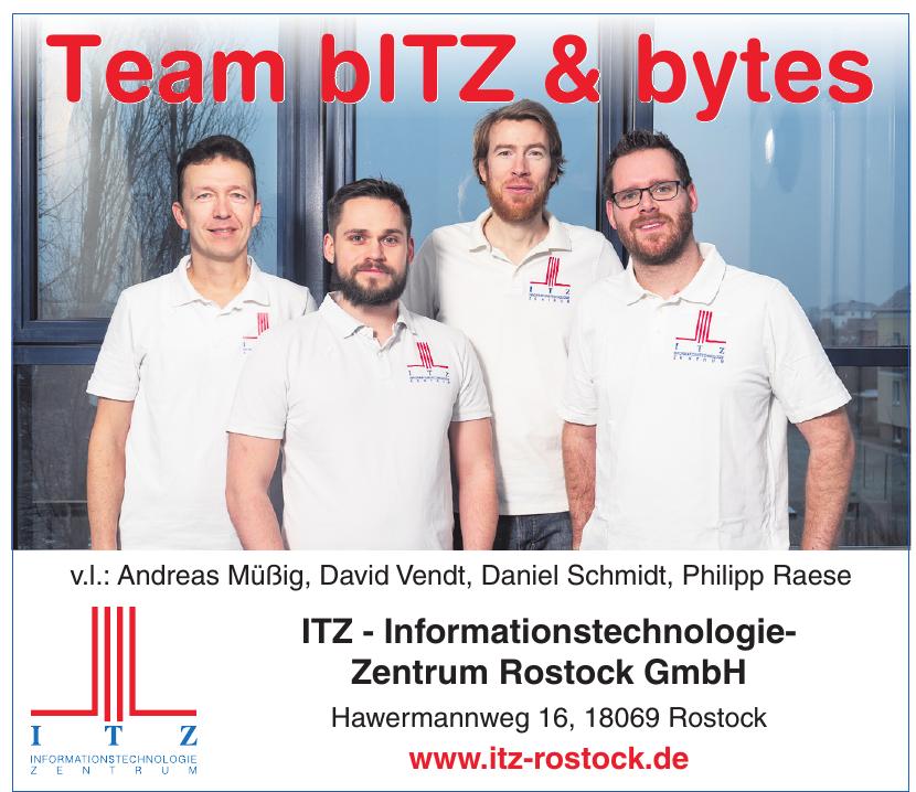 ITZ - Informationstechnologie- Zentrum Rostock GmbH