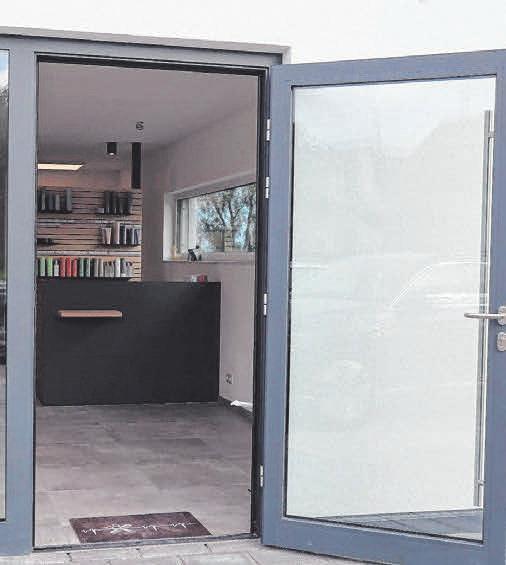 """Am 26. September dürfen Interessierte beim """"Tag der offenen Tür"""" einen Blick in den Friseursalon werfen. FOTO: EKO"""