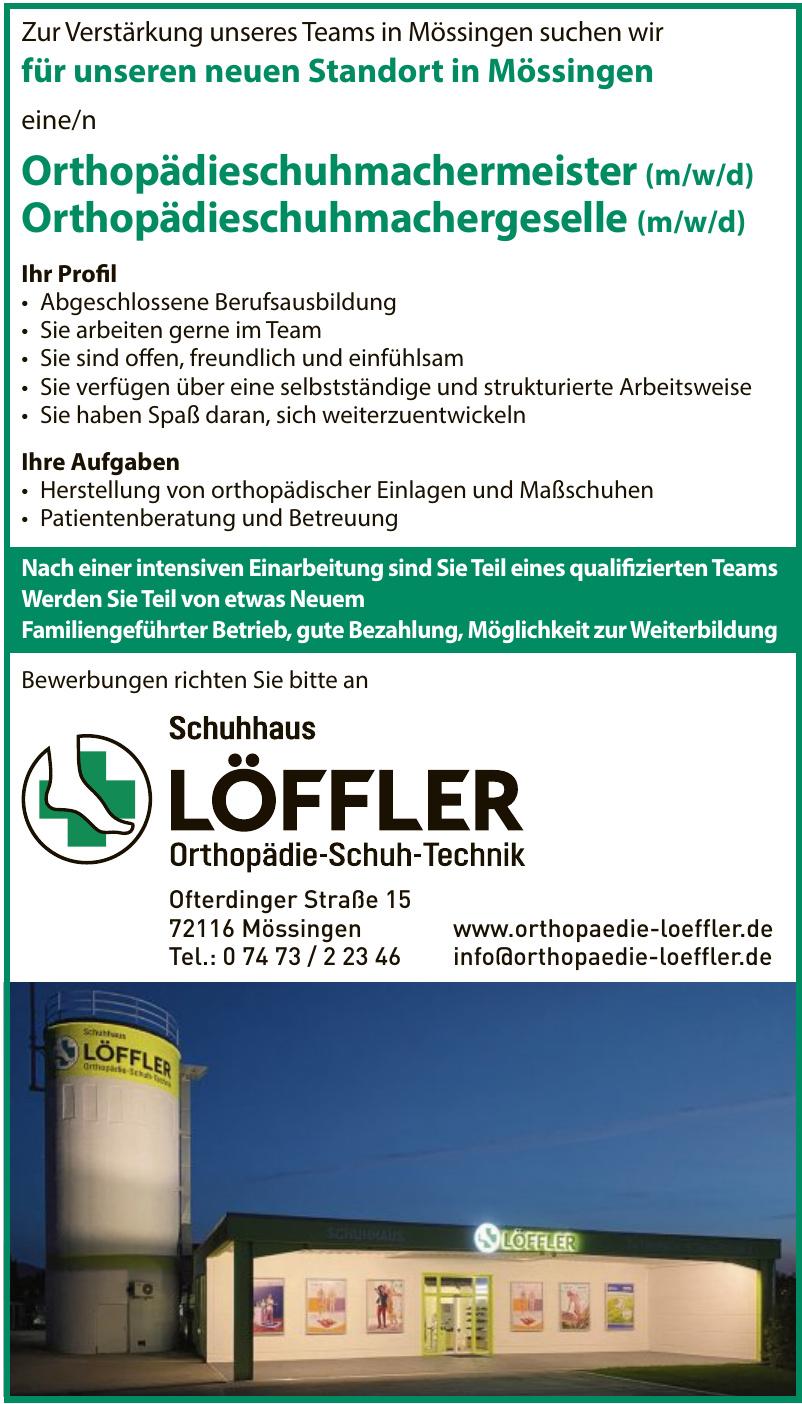 Schuhhaus Löffler