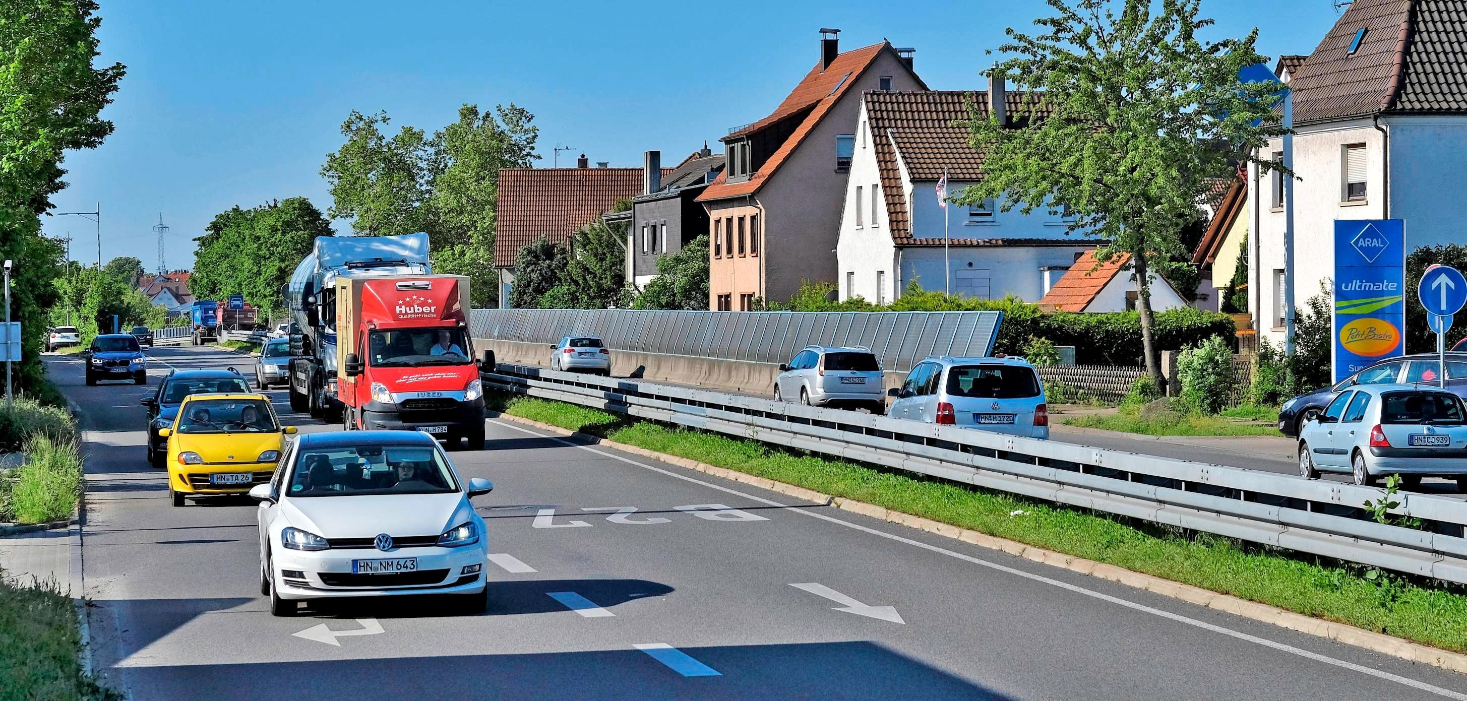 Am 22. September stimmen die Bürger über den B27-Anschluss Binswanger Straße ab, am Mittwoch, 11. September, um 18.30 Uhr gibt es vorab in der Ballei eine Informationsveranstaltung. Foto: Mugler