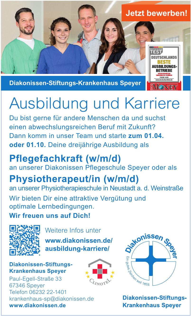 Diakonissen-Stiftungs-Krankenhaus Spe