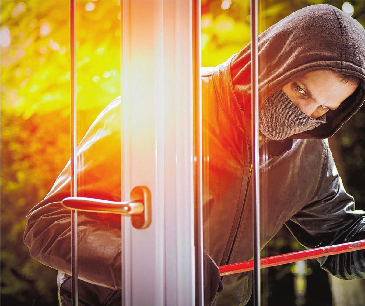 Innovative Alarmanlagen melden bereits Einbruchsversuche und geben Alarm, bevor der Täter einen Fuß ins Haus gesetzt hat. Foto: djd/Safe4u.de/Sebastien Decoret©123RF.com