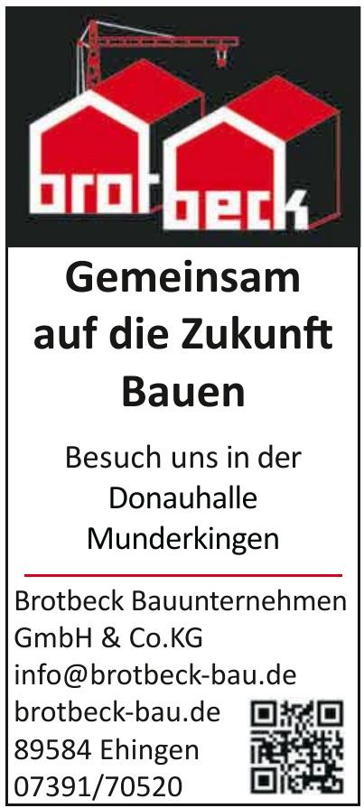 Brotbeck Bauunternehmen GmbH & Co.KG