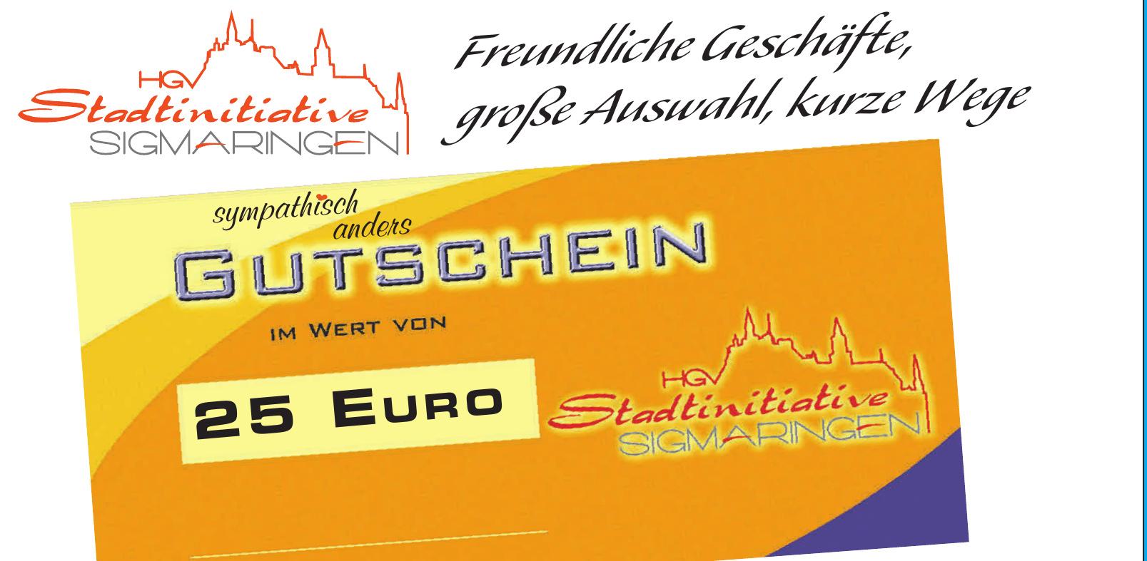 HG Stadtinitiative Sigmaringen