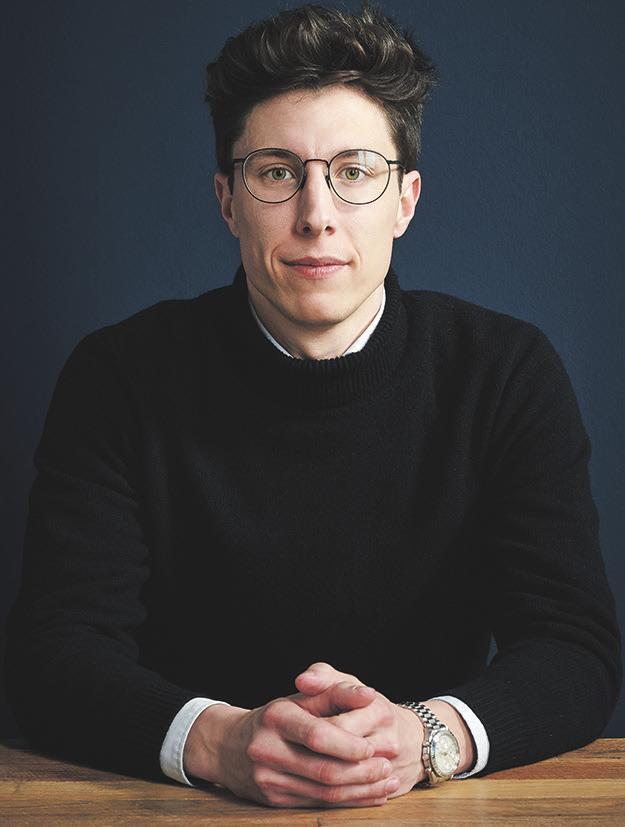 Johannes Gamroth ist Geschäftsführer der LIQID Asset Management GmbH in Berlin