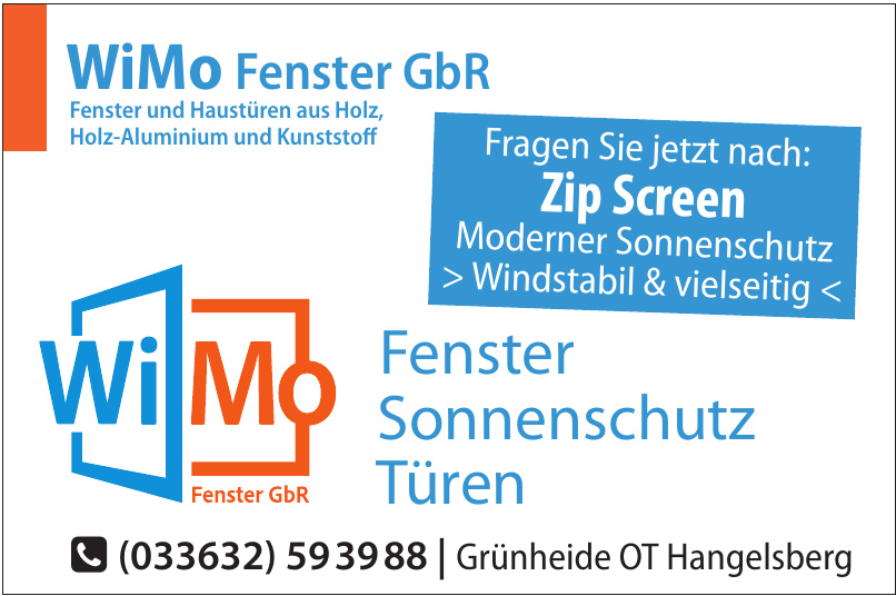 WiMo Fenster GbR