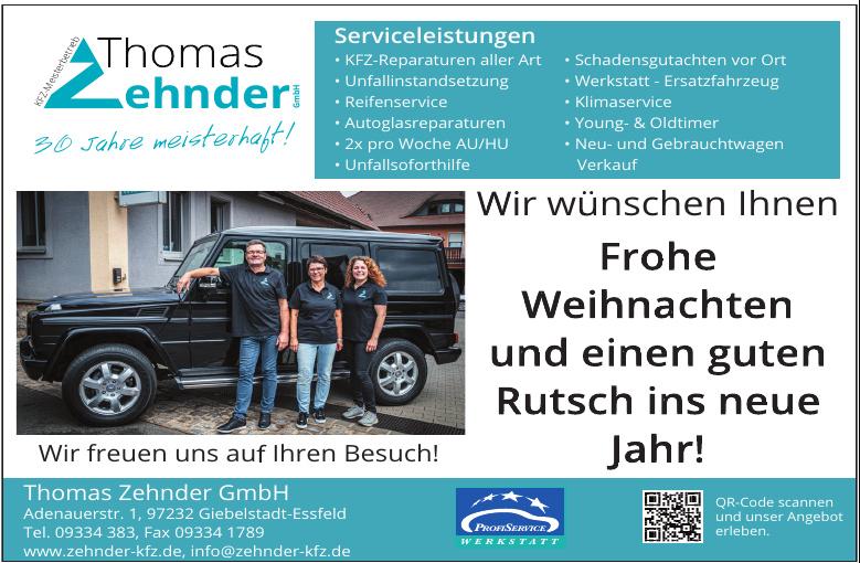 Thomas Zehnder GmbH