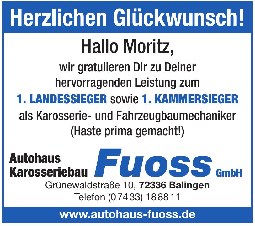 Autohaus Karosseriebau Fuoss GmbH