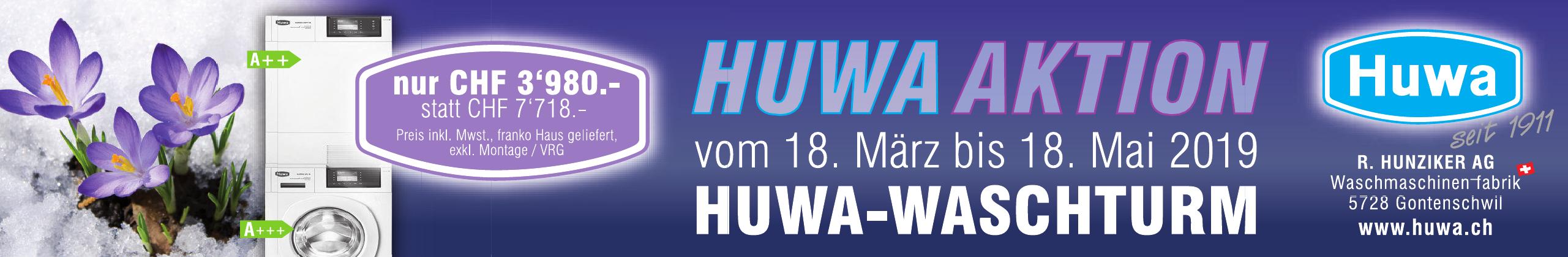 Huwa R. Hunziker AG