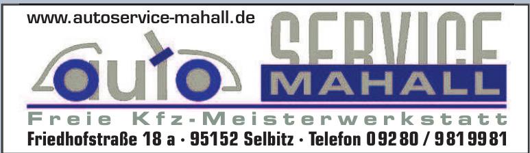 Auto-Service Mahall