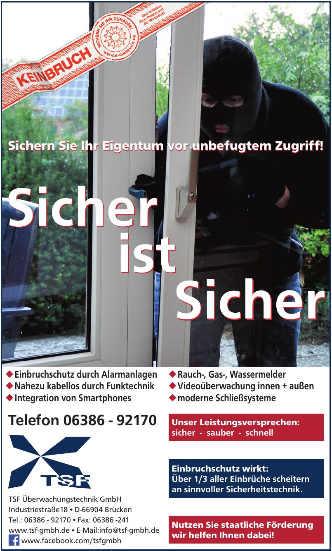TSF Überwachungstechnik GmbH