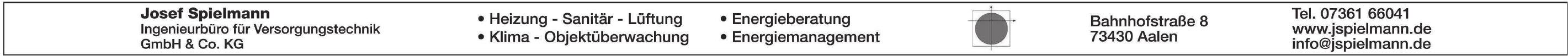 Josef Spielmann Ingenieurbüro für Versorgungstechnik GmbH & Co. KG