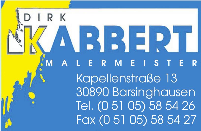 Dirk Kabbert
