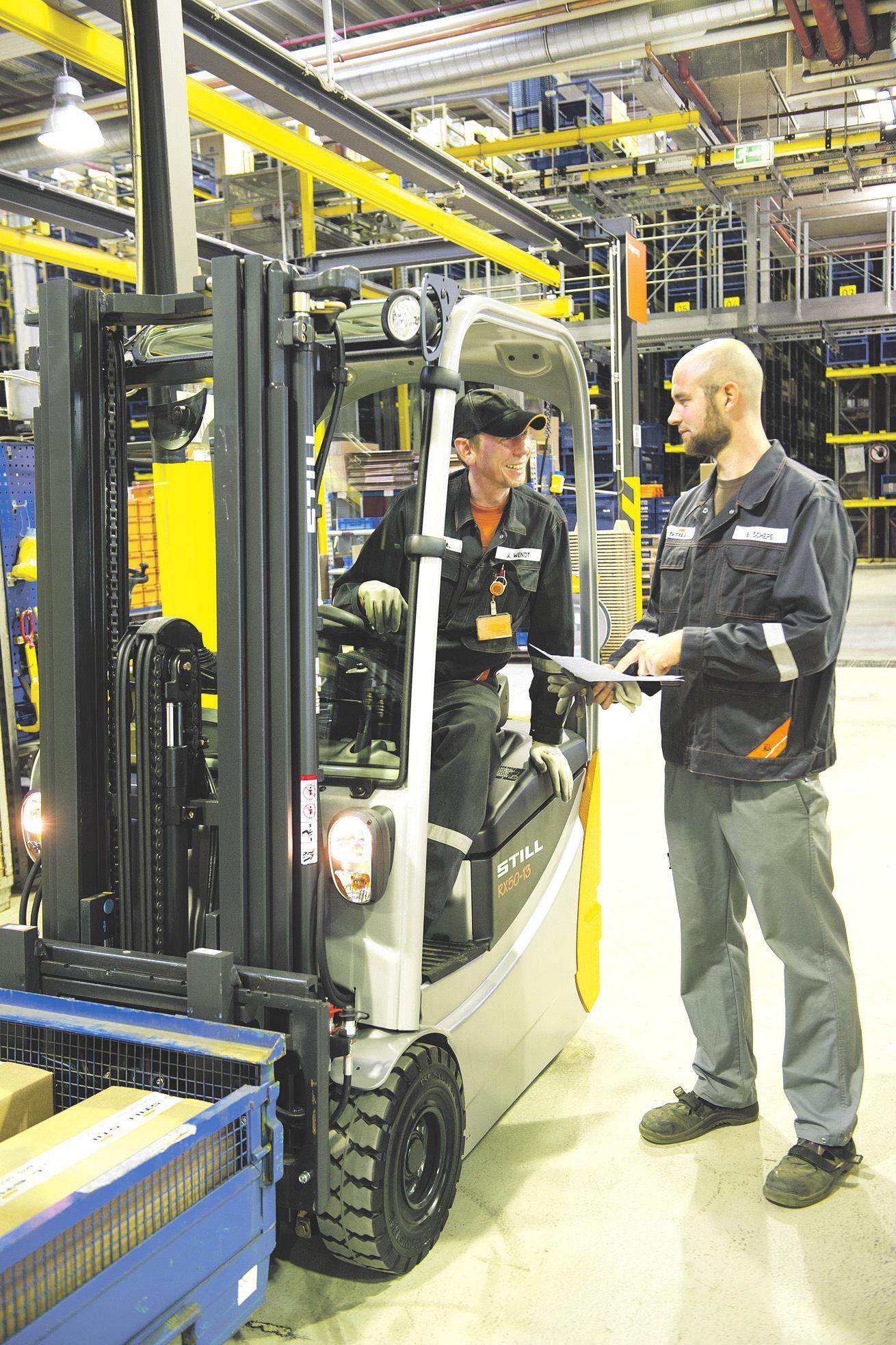 Auf rund 200 Einzelarbeitsplätzen vor Ort in regionalen Unternehmen geben die Elbe-Werkstätten Menschen mit Behinderung Leistungen zu beruflicher Bildung und Arbeit sowie individuelle Unterstützung Foto: Elbe-Werkstätten