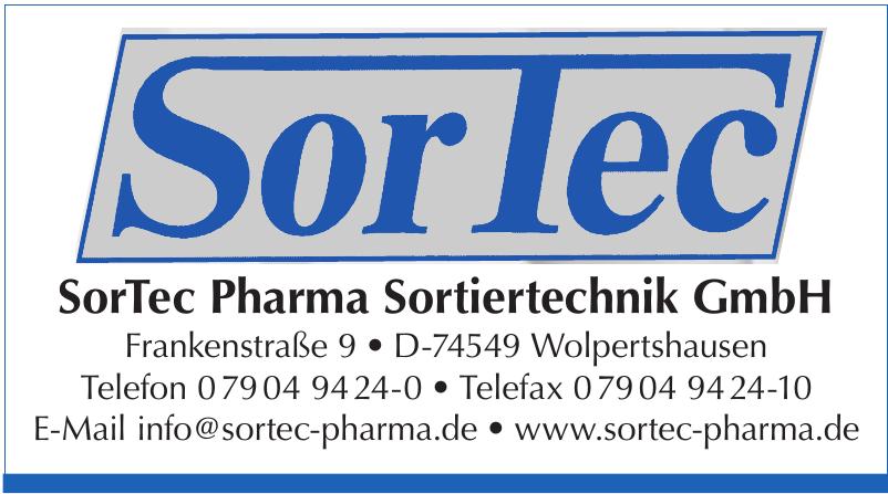 SorTec Pharma Sortiertechnik GmbH