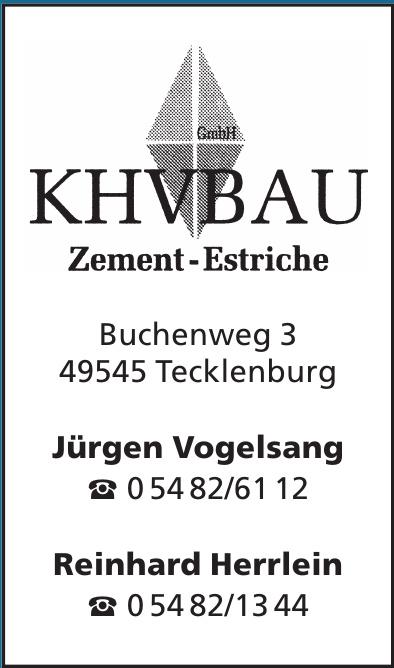 KHV Bau GmbH