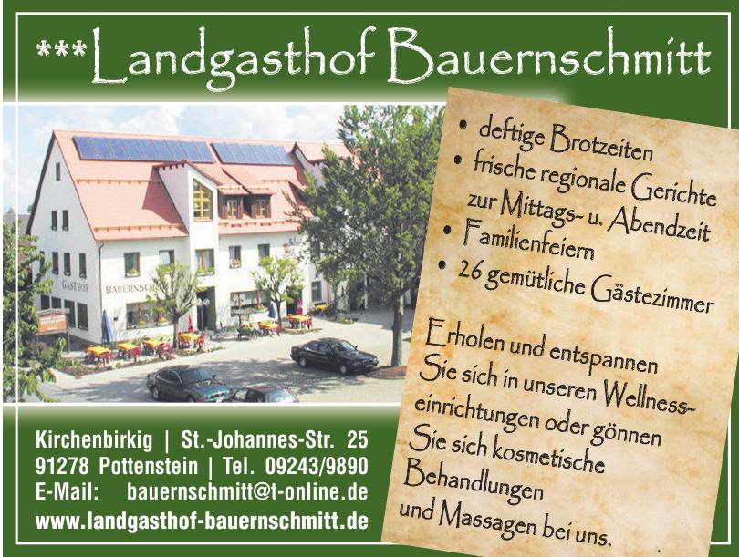 Landgasthof Bauernschmitt