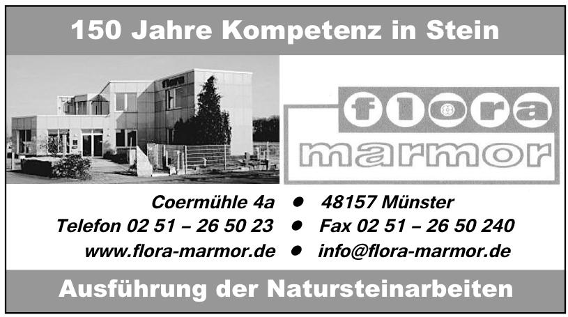 Flora Marmor