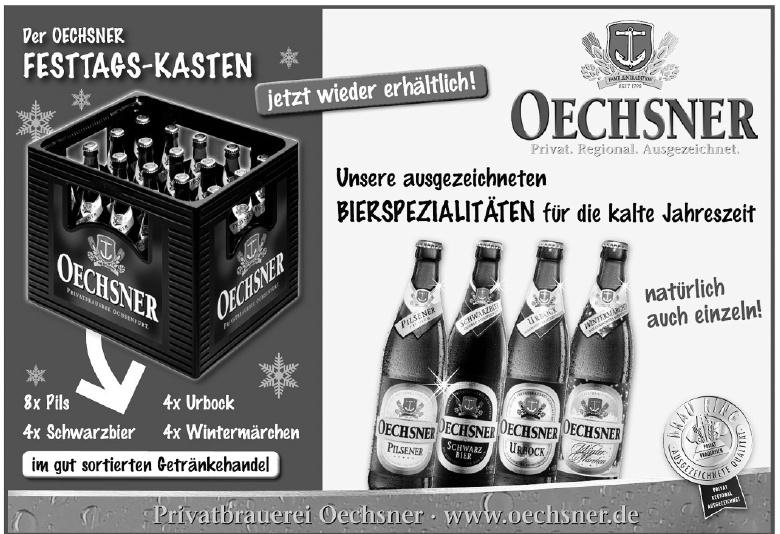 Privatbrauerei Oechsner
