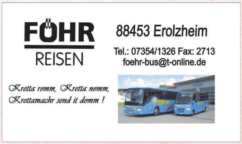 Föhr Reisen
