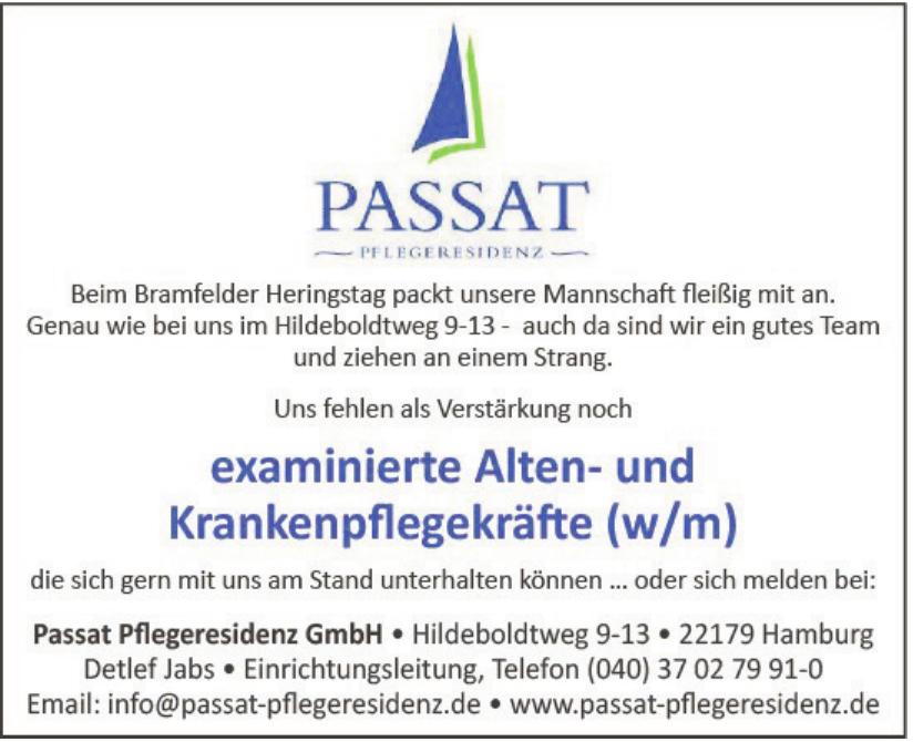 Passat Pflegeresidenz GmbH