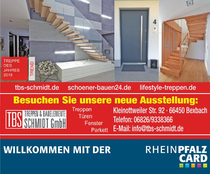 TBS Treppen & Bauelemente Schmidt GmbH