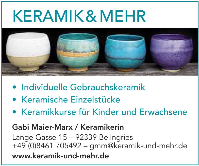 Keramik & mehr