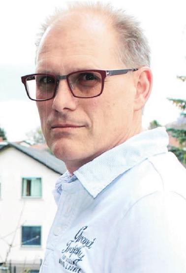 Guido Petran, Bisinger HGV-Vorsitzender