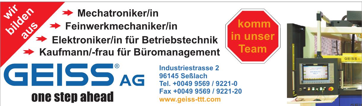 Geiss AG